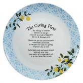 Lemon - Giving Plate