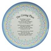 Blue Garden - Giving Plate