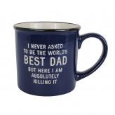 Best Dad - Mega Mug
