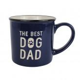 Dog Dad - Mega Mug