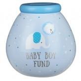 Baby Boy Fund - Pot of Dreams 62841