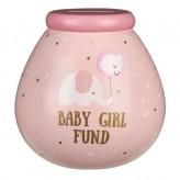 Baby Girl Fund - Pot of Dreams 62842