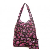 Eco Chic Purple New Ditsy Lunch Bag