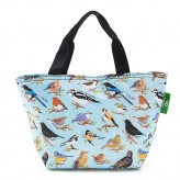 Eco Chic Beige Doggies Lunch Bag
