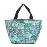 Eco Chic Green Farmyard Lunch Bag
