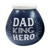 Dad King Hero -  Pot of Dreams 57170