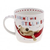 Wish I Was Still In Bed - Boofle Mug