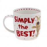 Simply The Best - Boofle Mug