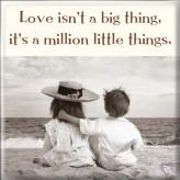 MT094 Love Isnt A Big - BSOL Magnet