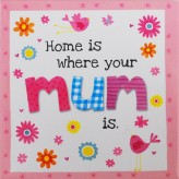 MT108 Home is Where Yr Mum - BSOL Magnet