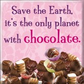 MT102 Save The Earth - BSOL Magnet