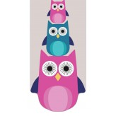 BM159 Owls Cut-out - BSOL Magneti
