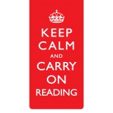 BM093 Keep Calm - BSOL Bookmark Magnetic