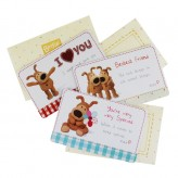 I Heart U Card - Boofle