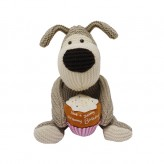 8in Deluxe Birthday Cupcake - Boofle