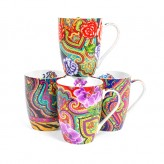 Bohemian Dream Mugs - Asst