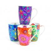 Baroque Mugs - Asst