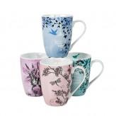 Garden Delight Mugs - Asst