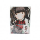 213GJ01 Tea Towel Ruby - Gorjuss