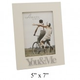 You&Me PF w/3D Mirror 5x7 -Amore FW832YM