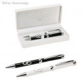 25th Anniversary Set/2 Pens -Amore WG329