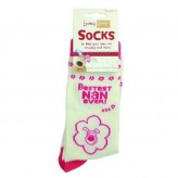 Bestest Nan - Boofle Socks