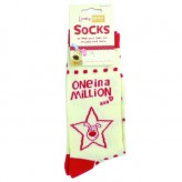 One In A Million - Boofle Socks