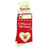 Girlfriend - Boofle Socks