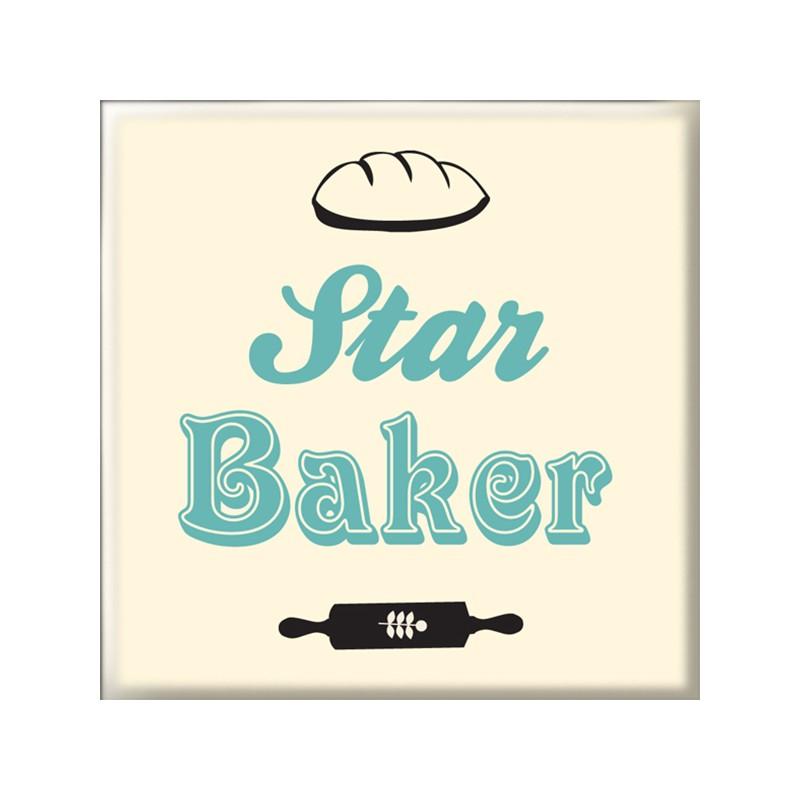 MT162 Star Baker BSOL Magnet Artique