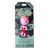 Sagai Girl Warrior - Voodoo Dolls 2014
