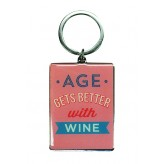 KR162 Age Gets Better....- BSOL Key Ring