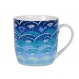 Blue Gift Boxed Mug