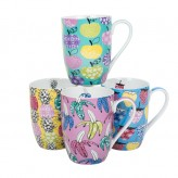 Fruit Frenzy Mugs - Asst