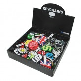 Rubber Keychains Pack