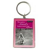 KR074 Friends House - BSOL Key Ring