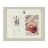 Tiny Fingers Frame 4 x 6 Bambino CG108