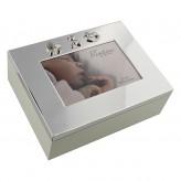 Silverplated Keepsake Box Bambino CG1125