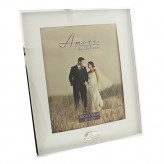 Silverplated Frame 8 x 10 Amore WG534