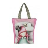 387GJ04 Shopper Bag Dreamer - Gorjuss