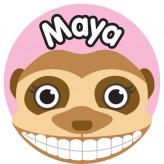 T'Brush Holder - Maya