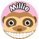T'Brush Holder - Millie