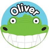 T'Brush Holder - Oliver