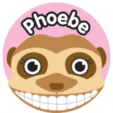 T'Brush Holder - Phoebe
