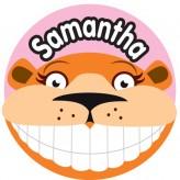 T'Brush Holder - Samantha