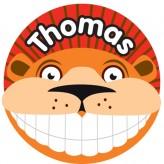 T'Brush Holder - Thomas