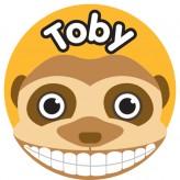 T'Brush Holder - Toby