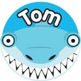 T'Brush Holder - Tom