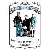 HD1512 - Proper Gentlemen - Tea Towel