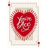 HD1521 - You're Ace - Tea Towel