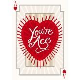HD1521 - You're Ace - Tea Towel